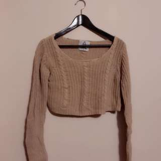 UO CROP SWEATER