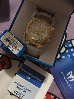 TechnoMarine Women's watch