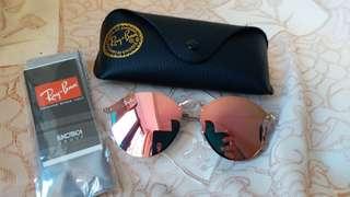 Original rayban RB 3574 Pink blaze lens