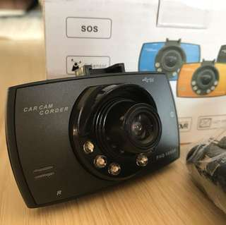 G-Sensor HD Car Camcorder