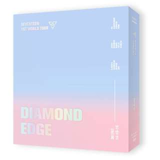2017 SEVENTEEN 1ST WORLD TOUR CONCERT [DIAMOND EDGE IN SEOUL] DVD PRE-ORDER