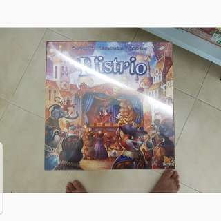Histrio Brand New Board Game