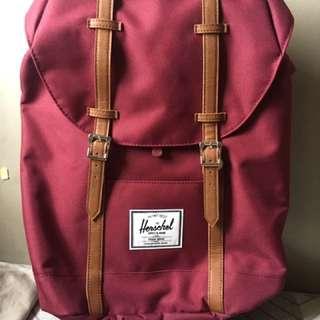 Authentic and New Herschel Bag