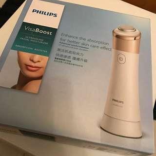 Philips VisaBoost 超聲波保濕儀