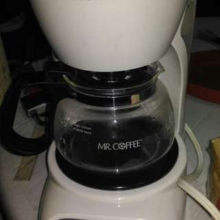 Mr coffee coffeemaker