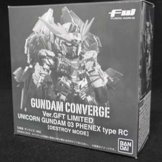 Gundam COnverge GFT Limited Phenex Type RC