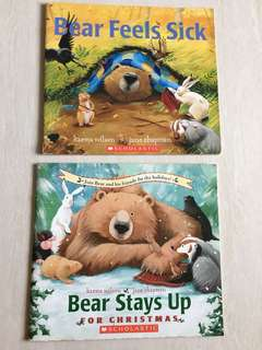 Scholastic bundle readers (By Karma Wilson , illustrated by Jane Chapman)