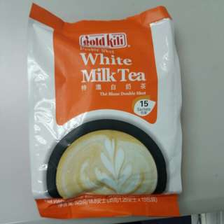 星加坡Goldkili 特濃白奶茶