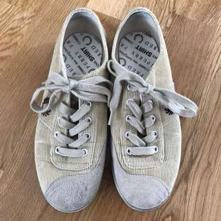 CDG / FRED PERRY crossover sneakers