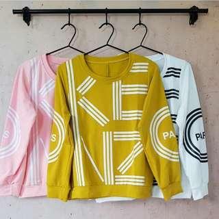 Sweater Kenzo ( foto geser ➡ )