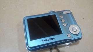 Samsung and Sony Camera