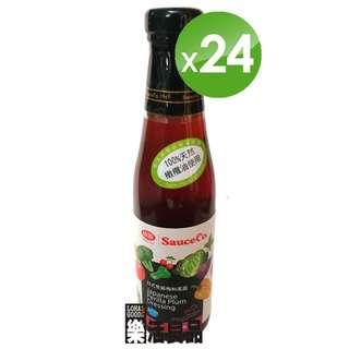 ※樂活良品※ 味榮品天然日式紫蘇梅和風醬(240ml)*24瓶/免運費,量販團購組合加碼請看賣場介紹