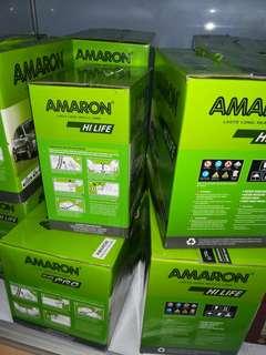 Full range of amaron battery model
