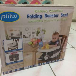 Pliko folding chair