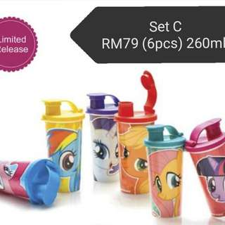 My little Pony tumbler 260ml (6)