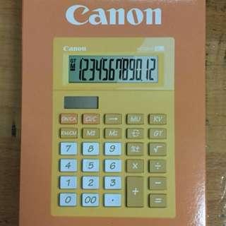 Canon Desktop 12 digits calculator AS-120V