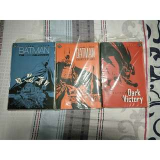 Batman Detective Comics: Complete Trilogy
