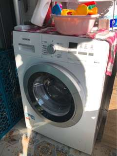 95%NEW 西門子超薄洗衣機 大眼仔 SIEMENS washing machine