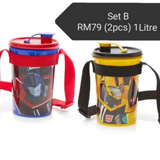 Transformer tumbler with strap 1litre (2)