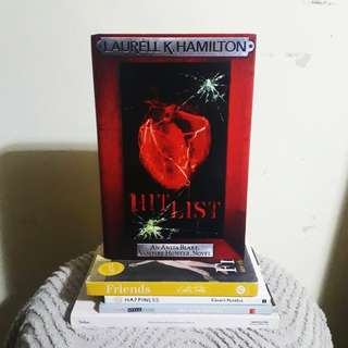 Hit List by Laurell Hamilton