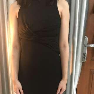 mDS dress black