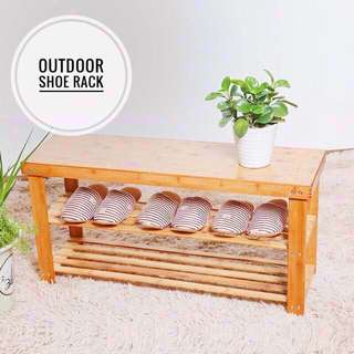 BTO front door shoe bench/rack