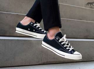 Converse 70's High Black White ORIGINAL