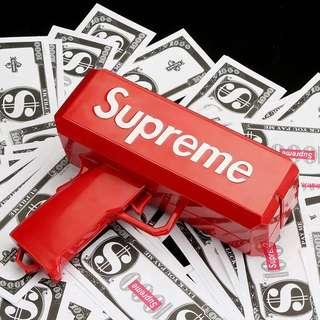 Inspired Supreme Money Gun