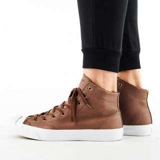 Sepatu Converse Jp Mid Boot Leather Original Bnib