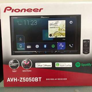 Pioneer AVH-Z5050BT ICE Brand new in box (unopened) with local warrenty