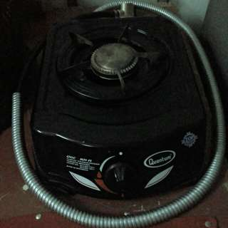 kompor gas 1 tungku+selang