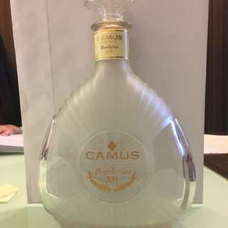 Camus XO bottle