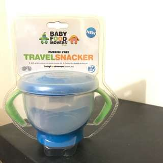 Baby Food Travel Snack