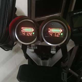 Sun Hood (for Voltmeter/Battery Indicator for Scooters, Ebike, Escooters)