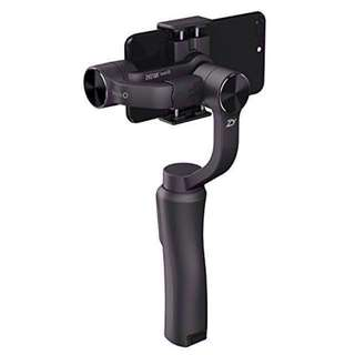 Zhiyun Smooth Q 👏English Version.📌📌Free delivery to your Mrt location ( Jet Black ) 📌📌15 months local  manufacturer warranty.👍Stock available now 📌(Only 5 Set left)