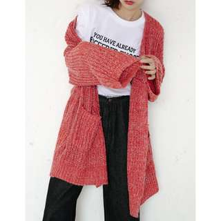 Knitted Cardigan F1