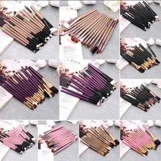 15 pcs Makeup Brush Set