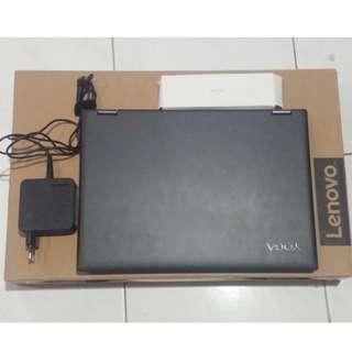 LENOVO YOGA 520 Prosesor i5, RAM 8GB, NVIDIA 940mx