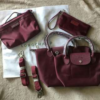 Longchamp Neo Set