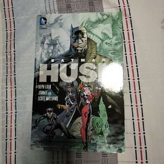 Batman Detective Comics Hush (TPB)