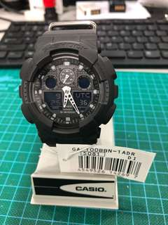 Casio G-Shock 運動錶