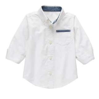 3 pcs of toddler boy shirts