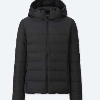 Uniqlo 女裝超軽型羽絨外套 Ultra Light Down Seamless Jacket 有Tag (有兩色)
