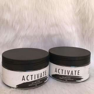 ACTIVATE AND BAMBOO CHARCOAL