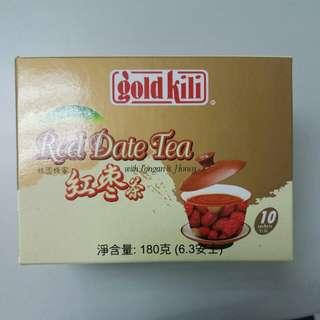 星加坡Goldkili 桂圓蜂蜜紅枣茶