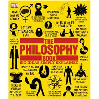 eBook The Philosophy Book DK Publshing