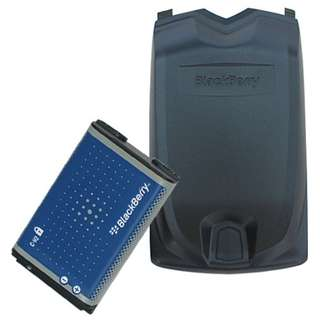Cingular Blackberry 8700g C-H2 BAT-06985-002 Extended Battery with Motion Black Extended Door Cover ACC-11177-001