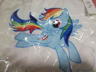 My little pony canvas bag