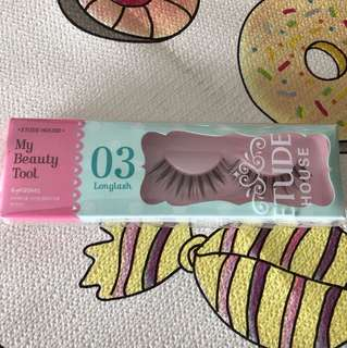 BN Etude house fake eyelash