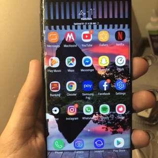 SAMSUNG S8 ( 6 months old)
